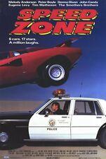 Cannonball Fever Run 3; Speed Zone Speedzone DVD (1989) John Candy
