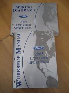 2005 Explorer Sport Trac Workshop Repair Manual with ...