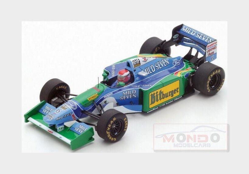 Benetton F1  B194 Ford  6 Australian Gp 1994 J.Herbert SPARK 1 43 S4484