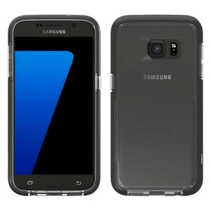 brand new b69b1 881a5 Details about Gear4 Piccadilly Case for Samsung Galaxy S7 with D30  Protection - Black / Clear