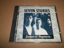 SEVEN STORIES - JUDGES & BAGMEN - (CD ALBUM) EXCELLENT