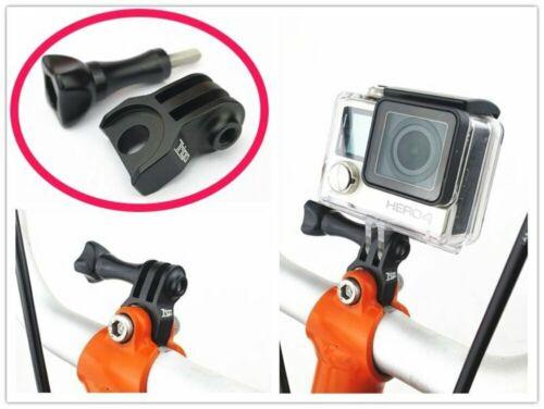 Garmin Bryton Cateye TRIGO Brompton Easy Mount Stem Bolt GoPro Camera
