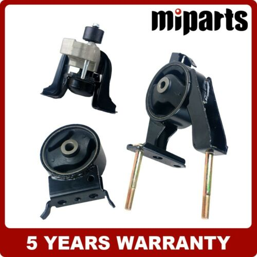 Rear Engine Motor Trans Mount Set 3pcs Fit for TOYOTA Echo 1.5L Front Right