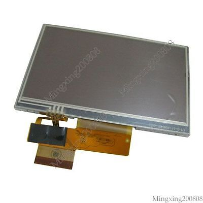 """Golden GPS Hard Case Pouch for ANY GPS System With 4.3/"""" LCD Screen"""