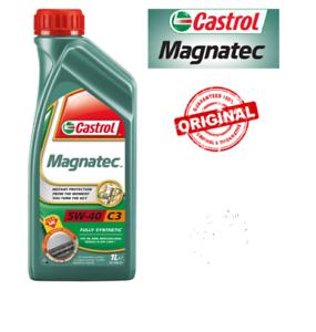 1l OLIO CASTROL MAGNATEC 5W40 C3