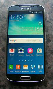 Samsung Galaxy S4 - 16 Go-Black Mist (débloqué) Smartphone