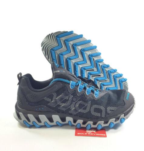 4 Azul Zapatillas X1 Trail Hombre Oscuro Adidas C75598 Gris Running Vigor Novedades Iqz7z