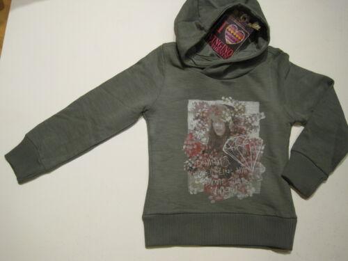 60 /% 116    SALE Vingino Mädchen Sweater Nicole Hoodie Sweatshirt  Gr