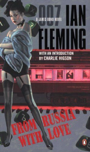 From Russia with Love By Ian Fleming. 9780141028293