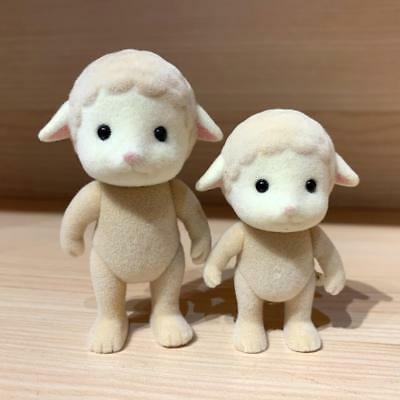 Sylvanian Families Calico Critters Sheep Baby