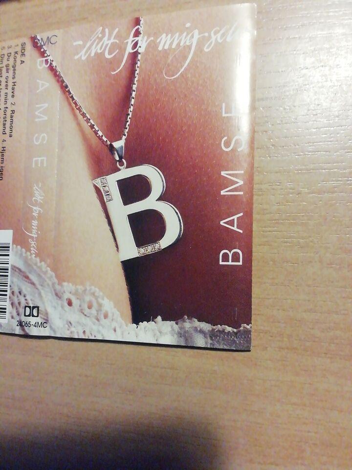 Bånd, Bamses Venner Kim Larsen, Lidt for mig selv