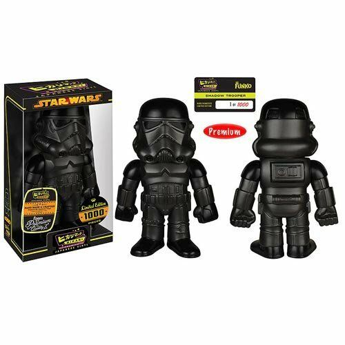 Star Wars Shadow Trooper Hikari Premium Sofubi Vinyl Figure