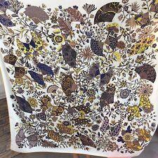 Hermes 140 cm silk/cashmere Shawl Scarf Wrap