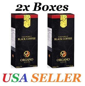 2-Boxes-ORGANO-GOLD-GOURMET-BLACK-COFFEE-Expire-on-06-2020