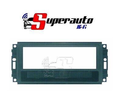 dal 2007 Nero Mascherina supporto autoradio 2DIN Dodge Nitro