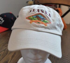 Pre-Owned-Princess-Cruises-Alaska-Baseball-Cap-Hat