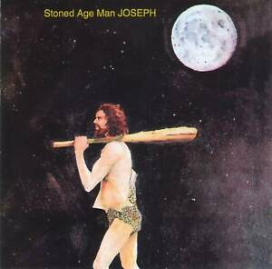 JOSEPH - STONED AGE MAN (1970/1993) Psychdelic Rock RARE CD Jewel Case+FREE GIFT