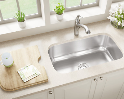 SGI Kitchen Sink Undermount Stainless Steel 30\
