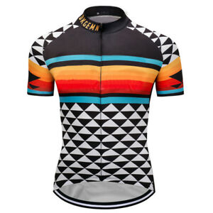 Mens-Outdoor-Cycling-Sports-Jersey-Man-Short-Sleeve-Bike-Shirts-Biking-Jerseys