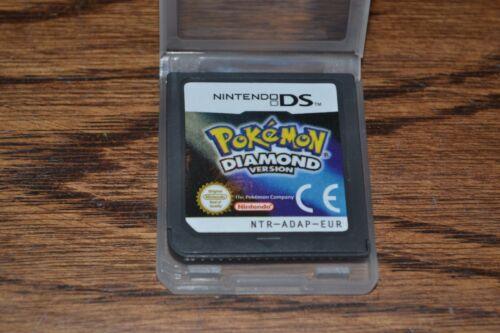 1 of 1 - Pokemon: Diamond Version (Nintendo DS, 2007)