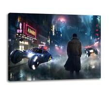 Blade Runner 2049 CANVAS PRINT Home Wall Decor Giclee Art Poster CA874