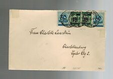 1923 September Berlin Germany Inflation  Cover