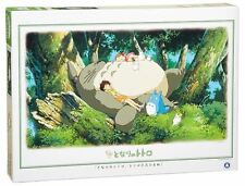 My Neighbor Totoro Sleeping on Tree Jigsaw Puzzle (1000 Pieces) 1000-215 Puzzle