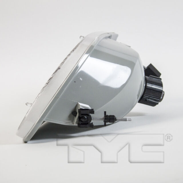 TYC 20-3519-80 Ford Passenger Side Headlight Assembly