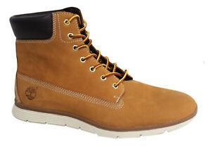Details about Timberland Killington Lace Up Wheat Nubuck Leather Women Boots A17M9 B68C