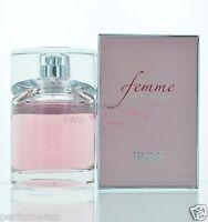 Boss Femme Eau De Parfum Spray 75ml/2.5 Oz For Women Brand Sealed on sale