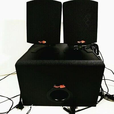 Klipsch ProMedia 9.9 THX Computer Speaker System - (NICE!!)  eBay
