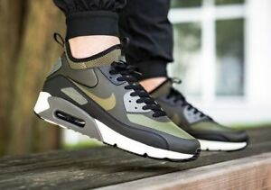 d33fd3185ebe5b MENS NIKE AIR MAX 90 ULTRA MID WINTER SIZE 11 EUR 46 (924458 300 ...