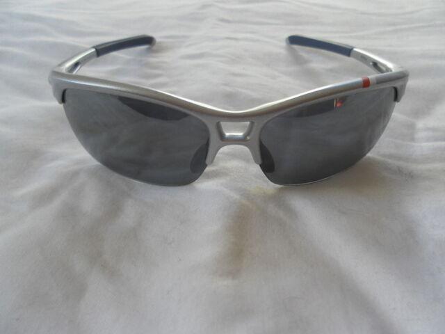 66086f0ecb Auth Oakley RPM Silver Frame Grey Team USA Iridiu Mens Sunglasses 9205 17  for sale online