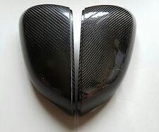 Genuine Jaguar XK XF XJ Carbon Fibre Door Mirror Covers CW8M-17E702/01-AA