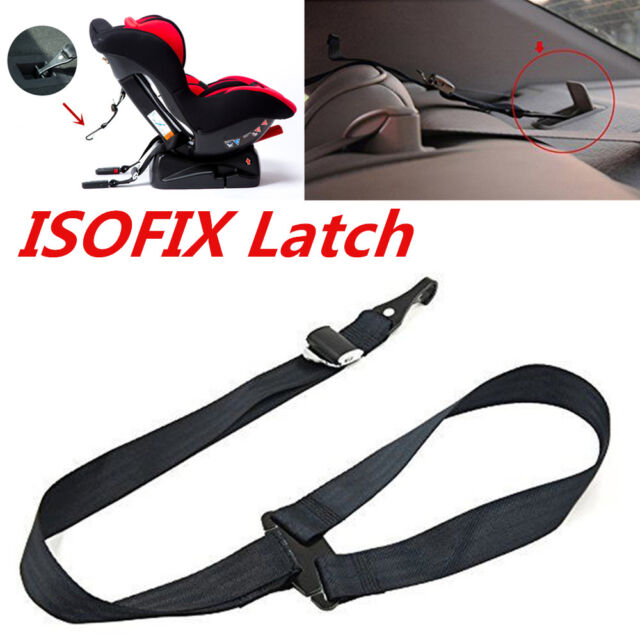 1x Car Top Tether Strap Baby Child Safety Seat Belt Latch Hook