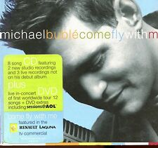 Michael Buble / Come Fly With Me (CD + DVD) - 2CD