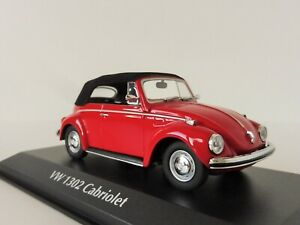 VW-KAFER-Cabriolet-1970-1-43-Maxichamps-by-Minichamps-940055031-Volkswagen-1302