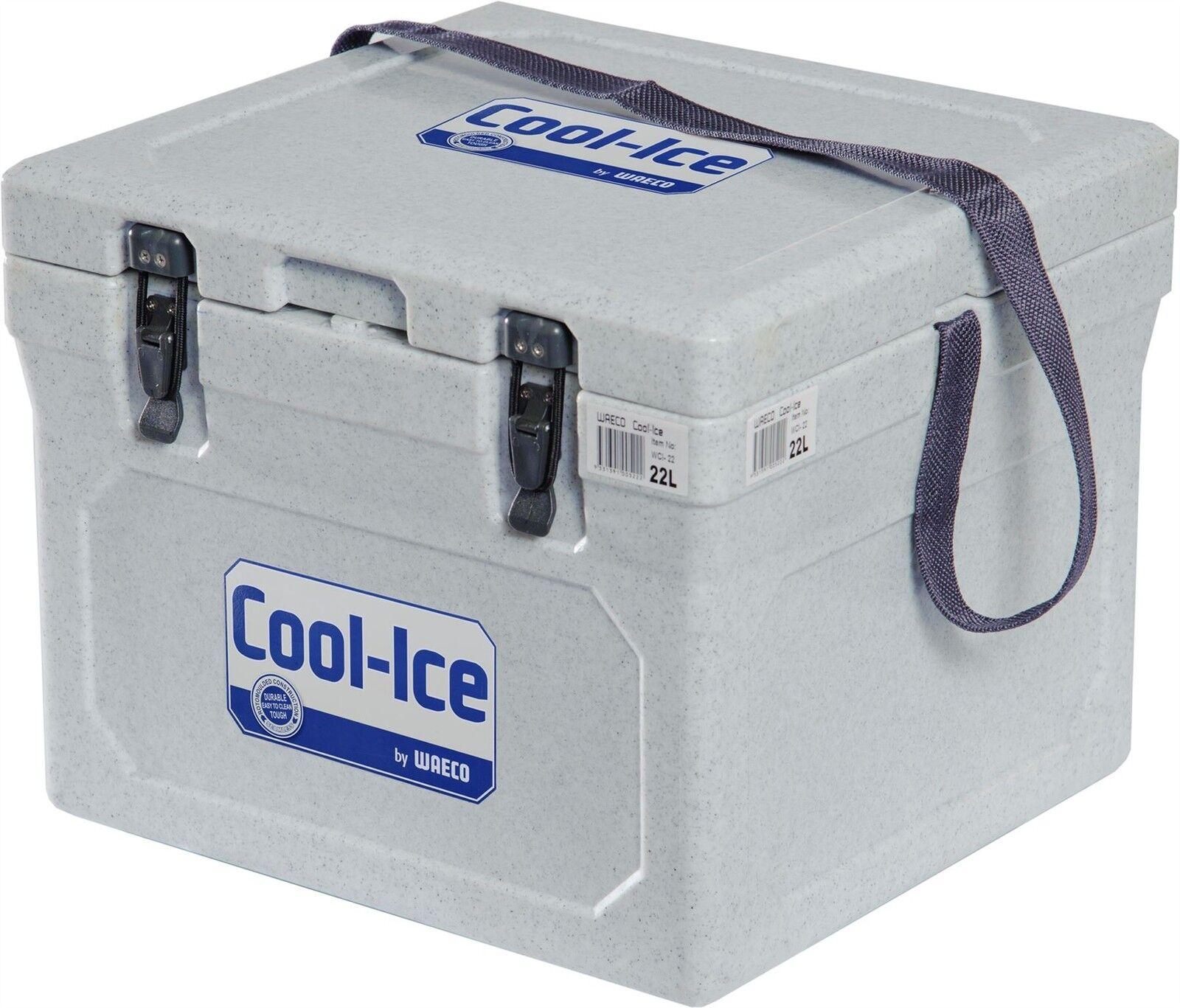 WAECO Cool Ice WCi 22 LITRI CAMPEGGIO  PESCA PORTATILE COOLscatola COOLER  Fast del