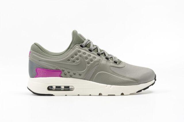 Men's Nike Air Max Zero Premium Running Shoes, 881982 004 Multip Sizes River Roc