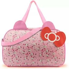 eebf435807d6 Hello Kitty Large Duffle Travel Gym Bag Weekender Tote FREE SHIPPING FROM  CA USA