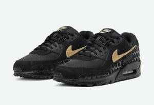Nike Air Max 90 Black Multi Size US Mens Athletic Running Shoes Casual Sneakers