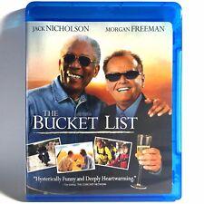 The Bucket List (Blu-ray Disc, 2008)