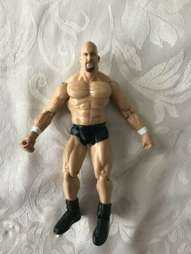 Hulk Hogan WWE JAKKS Wrestling Figure include Macho Man BRITISH BULLDOG ecc.