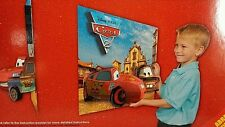 Disney CARS 2 Real 3D PUZZLE Breakthrough Level 2 * Mega Puzzle * NEW In Box! 8+