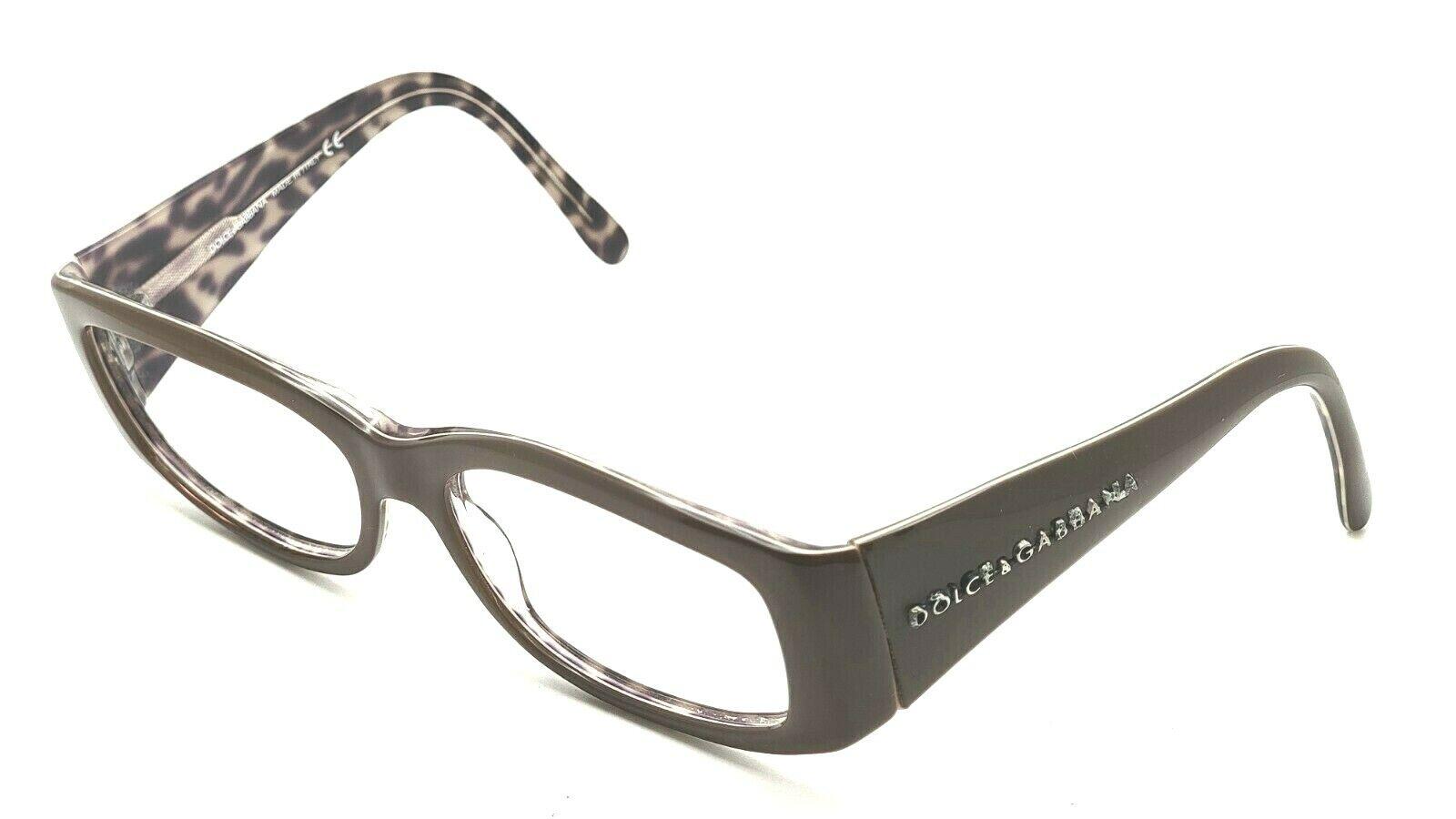 Dolce & Gabbana DG4008 565/73 BENT Brown Cheetah Oversized Sunglasses 57-16 130