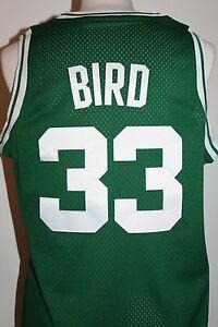 Image is loading Larry-Bird-Boston-Celtics-Hardwood-Classics-33-Green- c69e817ac
