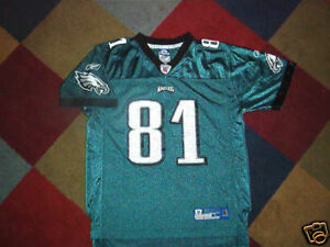 size 40 4952d c26ff Details about TERRELL OWENS PHILADELPHIA EAGLES JERSEY Youth Large