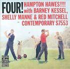 Four! Hampton Hawes!!!! by Hampton Hawes/Barney Kessel (CD, Dec-1988, Universal Pte. Ltd.)