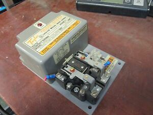 Taylor PhaseGuard Phase Failure Relay PNDR5753T DPDT 575V 30A 3Ph