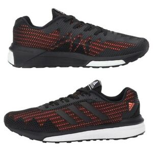 Adidas Vengeful Boost Men's Running Shoes Fitness Gym Trainers Black